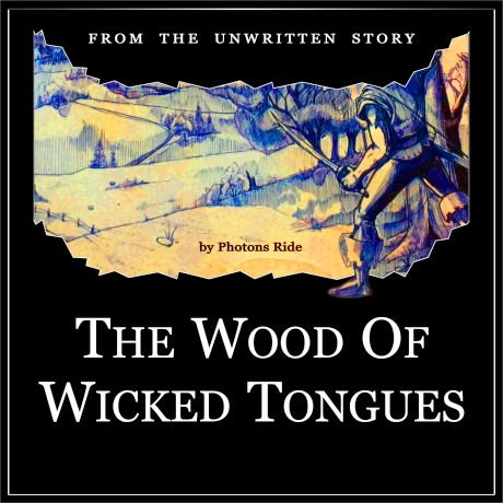 The Wood Of Wicked Tongues Cover Art
