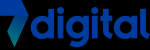 7 Digital Music Logo